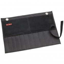 Affinity Tool Works - 503110 - Bora 503110 11-Pocket Leather and Nylon Easy Storage/Carrying Tool Roll