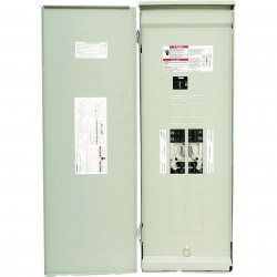 Generac - 5454 - Generac GNC-5454 Genready Advanced Outdoor Load Center Hybrid Panel Nema 3R Casing