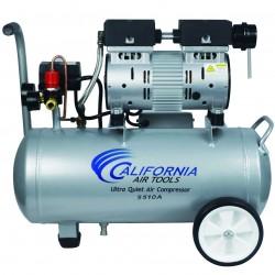 California Air Tools - 5510A - California Air Tools 5510A 1-Hp 5.5-Gallon Aluminum Tank Air Compressor