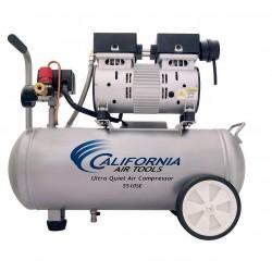 California Air Tools - 5510SE - California Air Tools 5510SE 110-Volt 1.0-HP, 5.5-Gallon Steel Tank Air Compressor