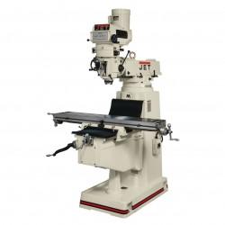JET Tools / Walter Meier - 690228 - Jet 690228 Mill ACU-RITE 200S DRO X, Y-Axis Powerfeeds Power Draw Bar 690228