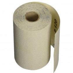 Porter Cable - 740001201 - Porter-Cable 740001201 4 1/2-Inch x 10yd 120 Grit Adhesive-Backed Sanding Roll