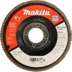Makita - 741845-A - Makita 741845-A 4.5'' 60 Grit Multi Disc