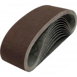 Makita - 742321-1 - Makita 742321-1 4-Inch x 24-Inch Abrasive Sanding Belt, 60 Grit (10/Pk)