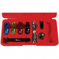 Astro Pneumatic Tool - 7892 - Astro Pneumatic 7892 8-Piece Fuel and Transmission Line Disconnect Tool Set