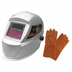Astro Pneumatic Tool - 8075SE - Astro Pneumatic 8075SE Deluxe Solar Auto-Darkening Welding Helmet