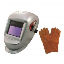 Astro Pneumatic Tool - 8077SE - Astro Pneumatic 8077SE Deluxe Solar Auto-Darkening Welding Helmet