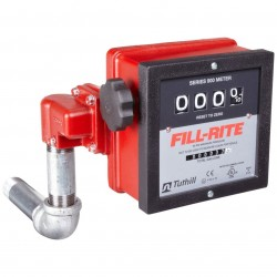 Fill-Rite - 901CMK4200 - Fill-Rite 901CMK4200 6 - 40 GPM 1-Inch NPT Thread NonResettable Meter Kit