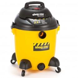 Shop-Vac - 9622110 - Shop-Vac 9622110 12-Gallon 2-1/2-HP Portable Industrial Wet Dry Vacuum