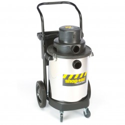 Shop-Vac - 9700210 - Shop-Vac 9700210 10-Gallon 3-HP 2-Stage Industrial Stainless Steel Wet Dry Vac