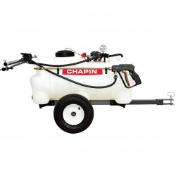 Chapin - 97700 - Chapin 97700 12-Volt 25 Gallon Heavy Duty EZ Tow Tank Dripless Sprayer