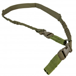 NcSTAR - AARS21PG - NcStar AARS21PG VISM Fully Adjustable Double Point D-Ring Sling, Green