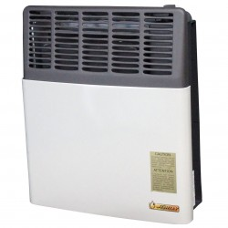US Stove (USSC) - AGDV12N - US Stove AGDV12N 11, 000 BTU 350 Sq. Ft. Natural Gas Direct Vent Heater