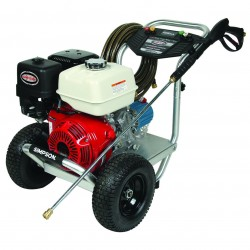Simpson Cleaning - ALH3835 - Simpson ALH3835 3800 PSI 3.5 GPM Professional Honda Gas Powered Pressure Washer