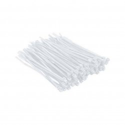 Berk Automotive - B418NK - Berk Automotive B418NK 4'' Natural Nylon Cable Ties - 1000 Pack