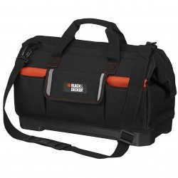 Black & Decker - BDCMTSB - Black and Decker BDCMTSB Durable Plastic Hard Base Wide Mouth Matrix Storage Bag