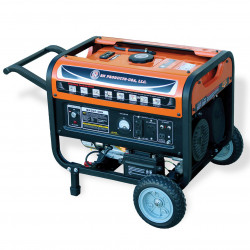 BN Products - BNG3000 - BN Products BNG3000 240-Volt 3000 Watt Electric Start Gas Power Generator