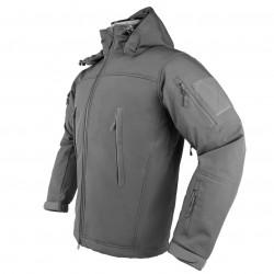 NcSTAR - CAJ2968U2XL - NcStar CAJ2968U2XL Polyester and Fleece Delta Zulu Jacket - Urban Gray, 2XL