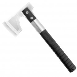 Sog Specialty Knives & Tools - CH1001 - Sog CH1001 3.1-Inch Straight Edge Blade Versatile Compact Camp Axe, Satin