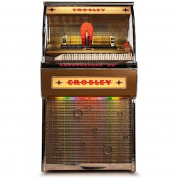 Crosley Furniture - CR1207A-OA - Crosley CR1207A-OA 80-Disc 4-Channel Bluetooth-Enabled Rocket Full Size Jukebox