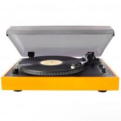 Crosley Furniture - CR6009A-OR - Crosley CR6009A-OR Advance USB Stereo Turntable (Orange)