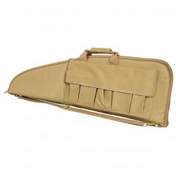 NcSTAR - CVT2907-46 - NcStar CVT2907-46 46-Inch x 13-Inch VISM Series Foam Padded PVC Gun Case, Tan
