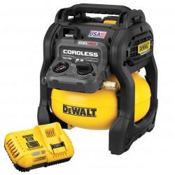 Dewalt - DCC2560T1 - DeWALT DCC2560T1 60-Volt MAX 2.5 Gallon FLEXVOLT Cordless Air Compressor Kit