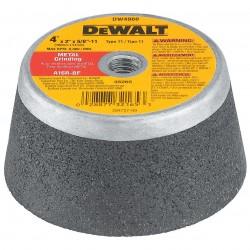 Dewalt - DW4960 - DeWALT DW4960 4'' x 2'' T11 metal grinding wheel