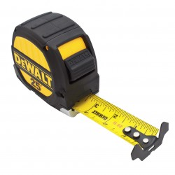 Dewalt - DWHT33975 - DeWALT DWHT33975 25 x -1 42373 Inch Premium Measuring Tape with Reinforced Housing
