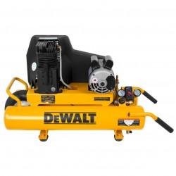 Dewalt - DXCMTA1980854 - DeWALT DXCMTA1980854 1.9-HP 8gl Dual Voltage Wheelbarrow Air Compressor 1-Phase