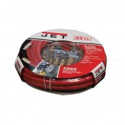 JET Tools / Walter Meier - JAH-3825 - Jet JAH-3825 3/8 25' Air Hose, 1/4 NPT Fittings