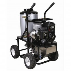 Simpson Cleaning - KB3028 - Simpson KB3028 4500 PSI 2.8 GPM King Brute Gas Powered Hot Water Pressure Washer