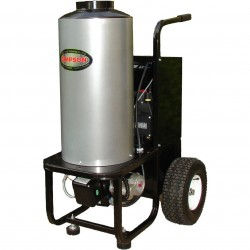 Simpson Cleaning - MB1223 - Simpson MB1223 1200 PSI 2.3 GPM Brute Electric/Diesel Hot Water Pressure Washer