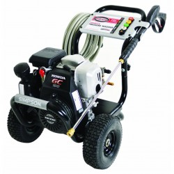 Simpson Cleaning - MSH3125-S - Simpson MSH3125-S MegaShot 3100 PSI 2.5 GPM Honda Gas Powered Pressure Washer