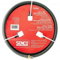 Senco - PC0063 - Senco PC0063 3/8-Inch x 100-Feet 250 PSI FPT Durable Gray Asy Hose