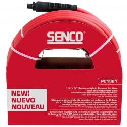 Senco - PC1321 - Senco PC1321 1/4-Inch x 50-Feet FTP Durable Repairable Hybrid Air Hose