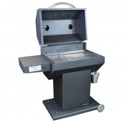 US Stove (USSC) - PG30 - US Stove PG30 30-Inch 442 Sq. In. Steel Searing Grate Pellet Grill and Smoker