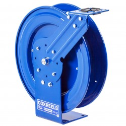 Coxreels / Coxwells - P-LPL-125 - Coxreels P-LPL-125 25-Foot 1/4-Inch Low Pressure Spring Rewind Reel w/o Hose