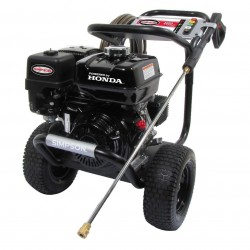 Simpson Cleaning - PS4033 - Simpson PS4033 PowerShot 4000 PSI 3.3 GPM Honda Gas Powered Pressure Washer