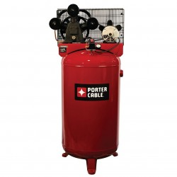 Porter Cable - PXCMLA4708065 - Porter-Cable PXCMLA4708065 4.7 HP 80 Gallon Single Stage High Flow Air Compressor