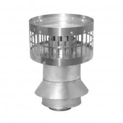Rheem - RTG20151P - Rheem RTG20151P 3/5-Inch Tankless Water Heater Vertical Cap Termination