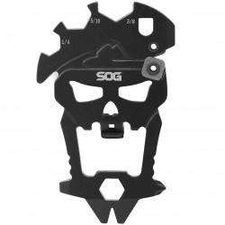 Sog Specialty Knives & Tools - SM1001 - Sog SM1001 12-Tool Multi-Purpose Versatile MacV Tool Multi-Tool, Black