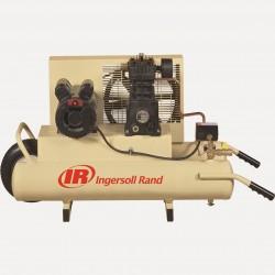 Ingersoll-Rand - SS3J2-WB - Ingersoll-Rand SS3J2-WB 2 HP 115/220Volt 8-Gal Twin Tank Wheelbarrow Style (5.7 CFM's)