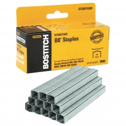 Stanley Bostitch - STCR21153-8 - Bostitch STCR21153-8 0.37 -Inch 3/8-Inch B8 Premium Powercrown Staples