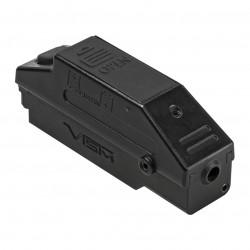 NcSTAR - VALGKMQR - NcStar VALGKMQR 2-1/2-Inch Quick-Release Keymod Attaching Compact Green Laser