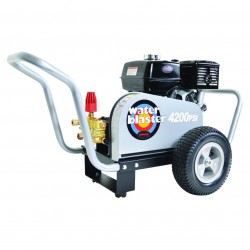 Simpson Cleaning - WB4200 - Simpson WB4200 4200 PSI 3.5 GPM Water Blaster Honda Gas Powered Pressure Washer