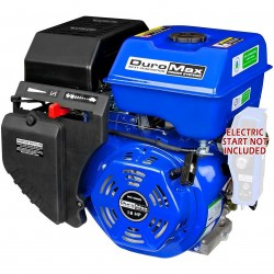 DuroPower - XP18HP - DuroMax XP18HP 440cc 18-Hp 3, 600-Rpm 1-Inch Shaft Recoil Start Engine