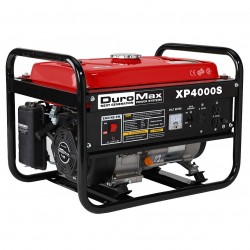 DuroPower - XP4000S - DuroMax XP4000S 4000-Watt 7-Hp Air Cooled OHV Gas Engine Portable RV Generator