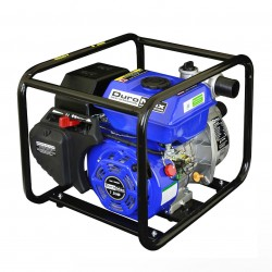DuroPower - XP650WP - DuroMax XP650WP 7-Hp 220-Gpm 3, 600-Rpm 3-Inch Gasoline Engine Portable Water Pump