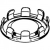"""Hubbell - 1044 - Hubbell-Raco 1044 Knockout Seal, Snap-In, 1"""", Steel"""